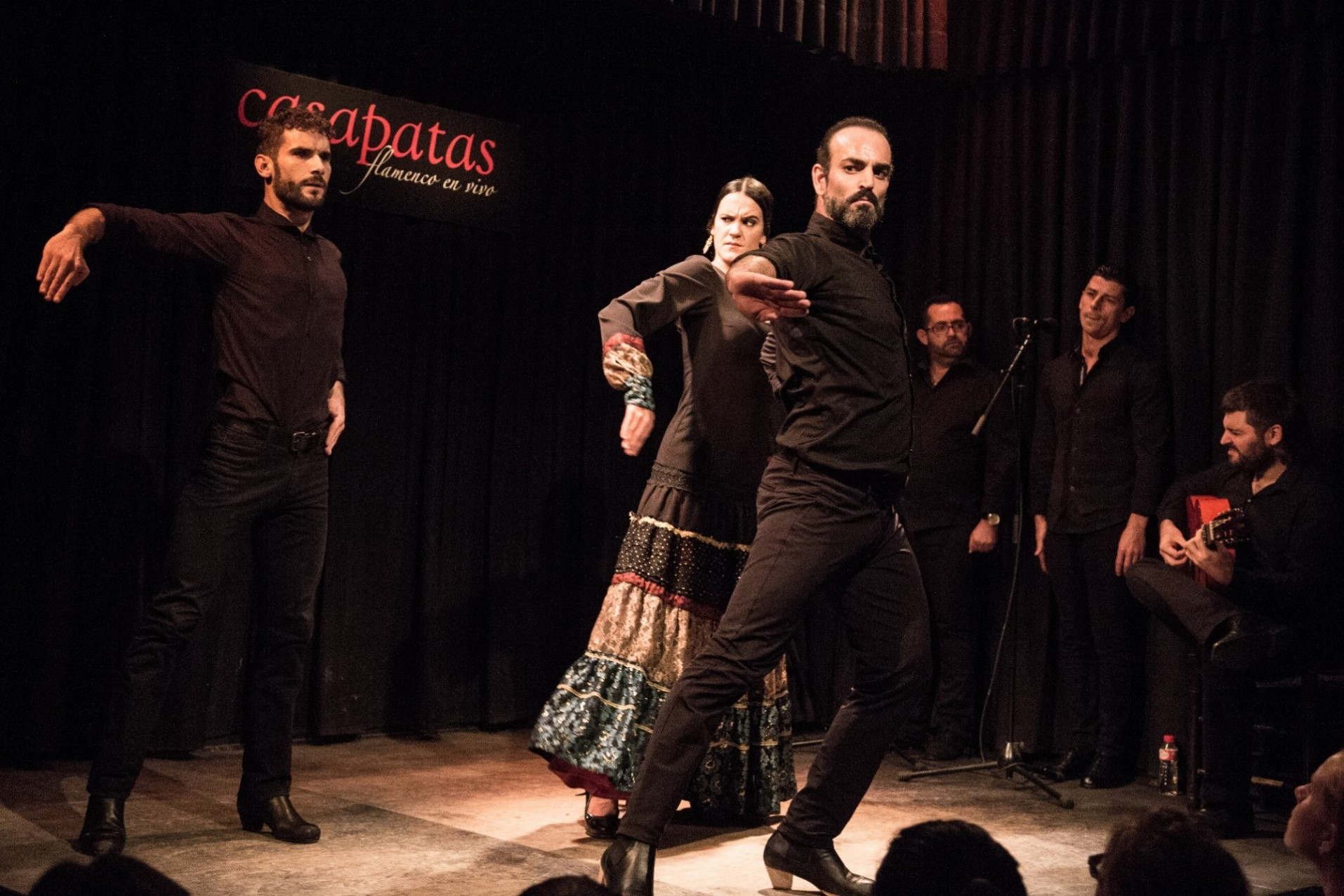 TABLAO FLAMENCO CASA PATAS