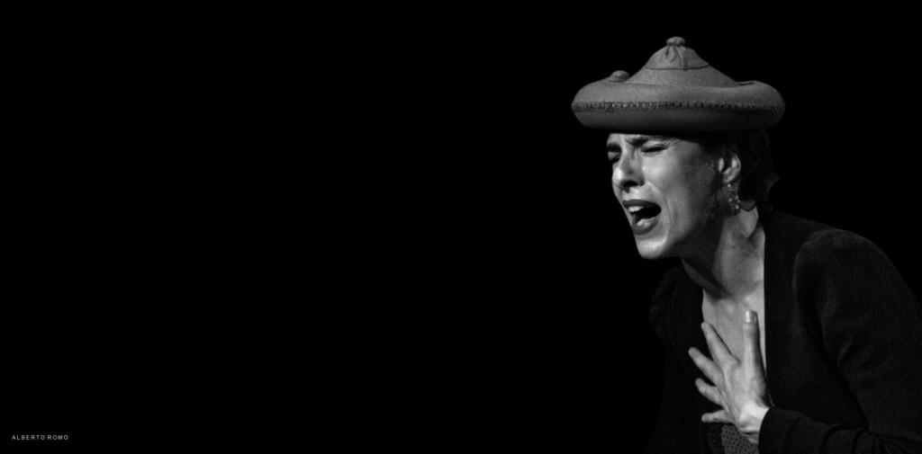 Cantante flamenca