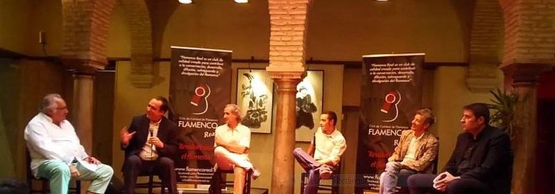 Tertulia Flamenca. Foto: Revista La Flamenca